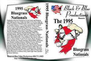 1995-Bluegrass-Nationals-Karate-Championships-tournament-DVD
