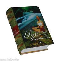 El Arte De La Meditación I Pequeño Libro Coleccionable 425 Páginas Facil Lectura