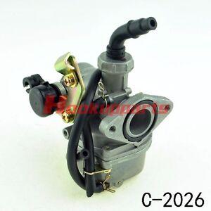 19mm Carburetor Carb for Honda Z50 CT70 Mini bike 50cc 70cc cable choke   e2