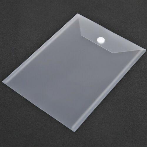 Cutting Die Clear Stamp Magic Sticker Storage Bags Velcroing Pockets 10 Pcs//Set
