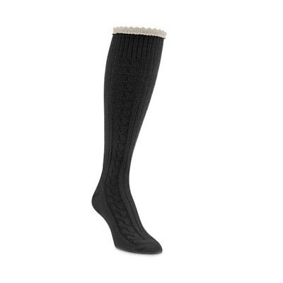 World/'s Softest Socks Opulence Stripe Knee-Hi Length Cozy Collection