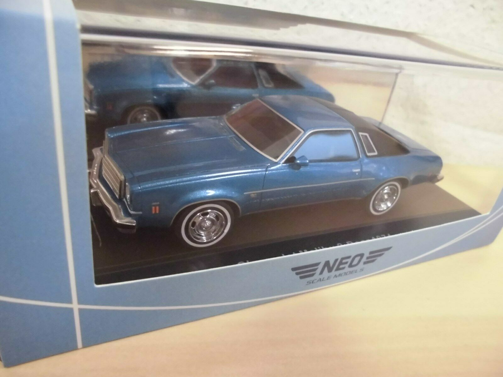 CHEVROLET Chevelle Malibu 2door CoupéblumettuttiicoNEO 47186  1 43