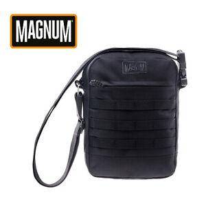 Magnum Larus Shoulder Man Bag 100% Polyester Removeable Belt