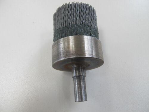 Nylon abrasive fibers Brass-coated silicon carbide end Brush-POLISHING Japan