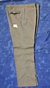 Pantaloni parata ufficiale Uniform Ver. dimensioni Paspel Turchese ecc. Wehrmacht WH DDR NVA