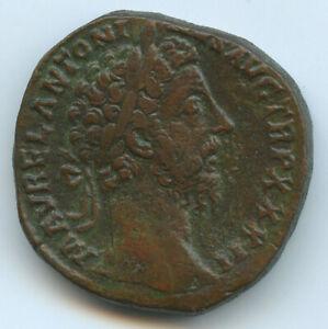 Marc-Aurele-161-180-Sesterce-Rome-178-Rv-FELICITAS