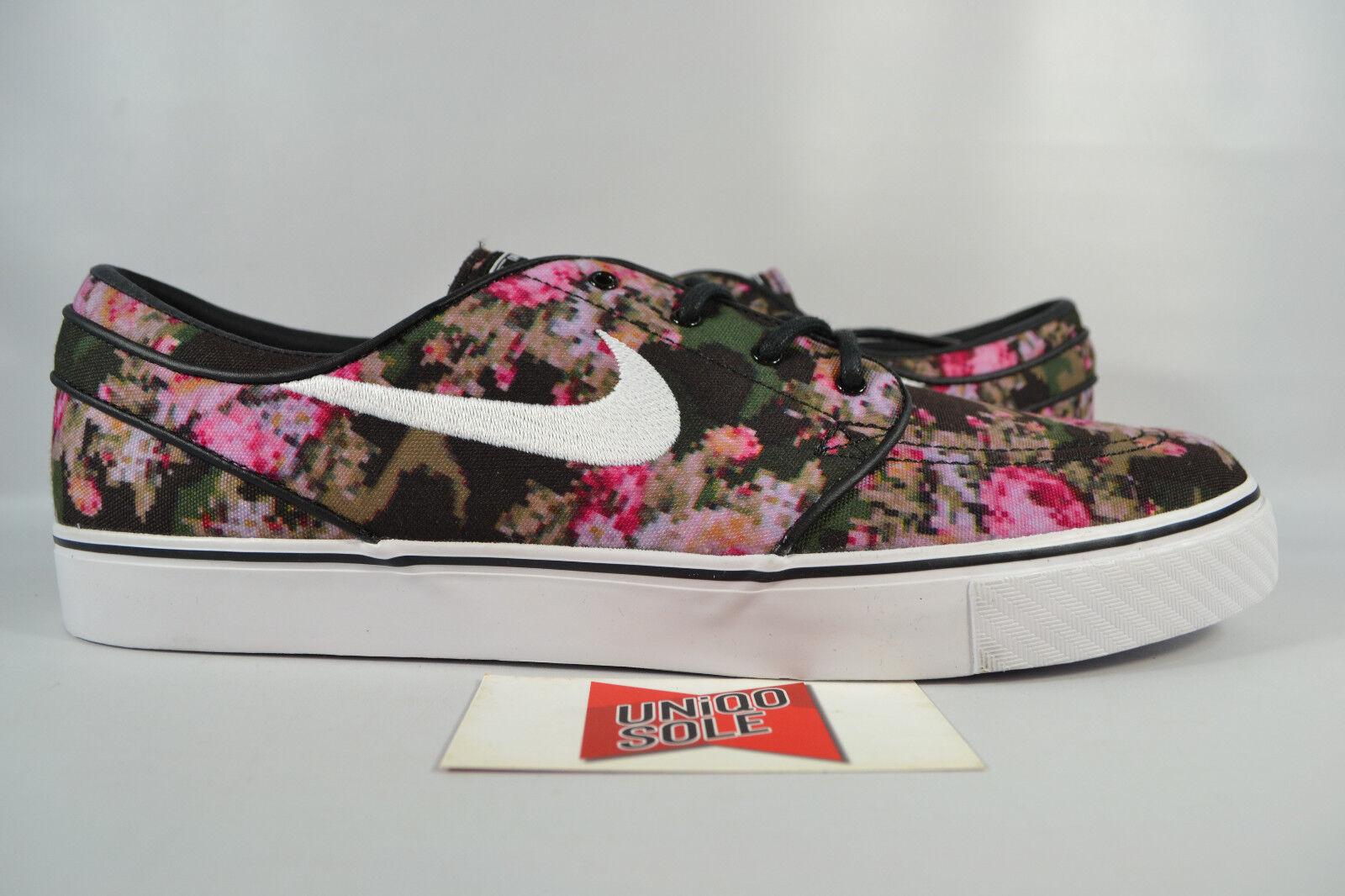 NEW Nike Zoom Stefan Janoski PR DIGI FLORAL ORIGINAL OG 482972-900 sz 7.5