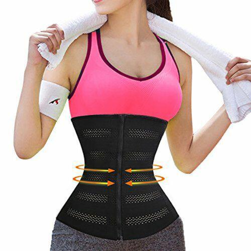 Details about  /US Fajas Reductoras Colombianas Slim Waist Trainer Girdle Belt Women Body Shaper