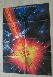 Filmplakt : Star Trek VI Das unentdeckte Land ( William Shatner , L. Nimoy ) - Braunschweig, Deutschland - Filmplakt : Star Trek VI Das unentdeckte Land ( William Shatner , L. Nimoy ) - Braunschweig, Deutschland