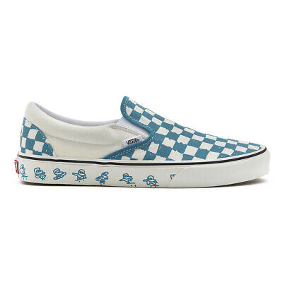 New Vans X Kakao Friends Slip On ConPagoda Blue Sneakers Limited Edition 2019 | eBay