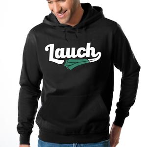 LAUCH-Sport-Gym-Fitness-Vegan-Veggie-Spruch-Spass-Kapuzenpullover-Hoodie-Sweater