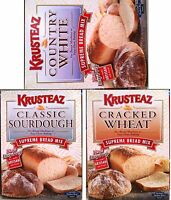 Krusteaz Supreme Artisan Style Bread Mix For Machines & Oven Baking One Box