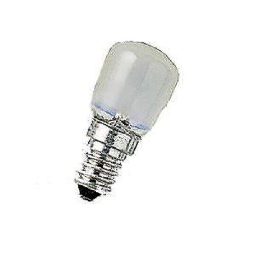Frigorifero Lampada E14 230V 25W opaco Osram SPC T26 57x26