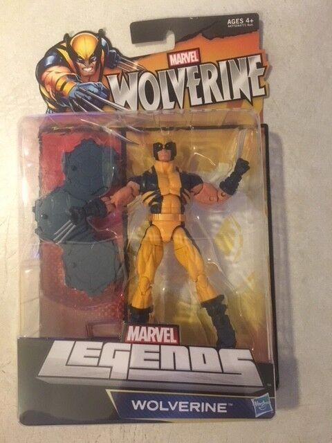 Marvel Legends X-Men Wave Puck Puck BAF Wolverine figure -BRAND NEW & UNOPENED-
