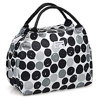 New Looxs Handtasche Tosca Dots schwarz Dots schwarz