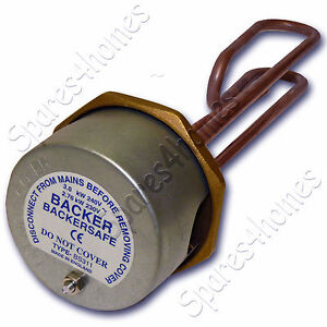 11-034-Immersion-Heater-Hot-Water-Element-Backersafe-Including-thermostat