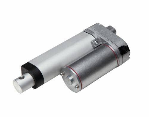 Progressive Automations Inc Linear Actuator 1 inch stroke 50 lbs force 12VDC