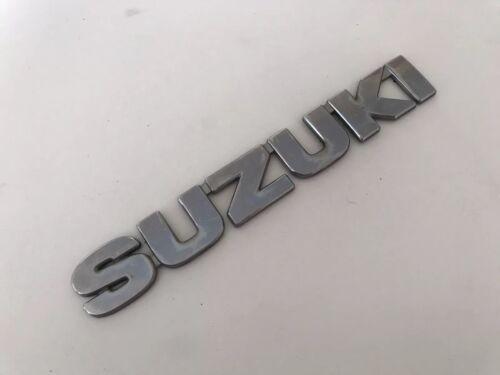 Ignis C83A Suzuki Trasero carta Insignia logo emblema Fit