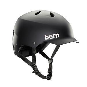 Bern-Watts-EPS-Homme-Casque-De-Skate-Noir-Toutes-Tailles