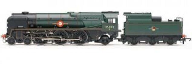 Hornby Hornby Hornby PREMIER BOXED SET with substitute M/Navy 35023 Holland-Afrika Line SOUND eeea6e