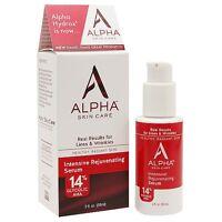 Alpha Skin Care Intensive Rejuvenating Serum With 14% Glycolic Aha 2 Oz on sale