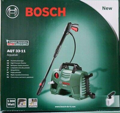 Bosch Hochdruckreiniger AQT 33-11 Neu und OVP!!!