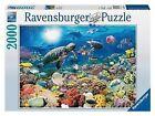 16628 Ravensburger Beneath The Sea 2000pc Adult Jigsaw Puzzle