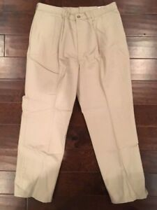 Men's Dickies Pleated Work Pants 38
