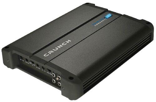 Crunch DSX 2350 2 canal amplificador 350 vatios RMS PVP 159.