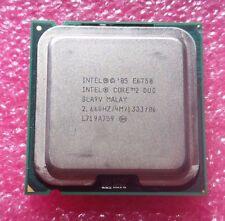 Intel e6750 Core Duo 2 2.66ghz 4mb 1333mhz zócalo socket 775 CPU Processor