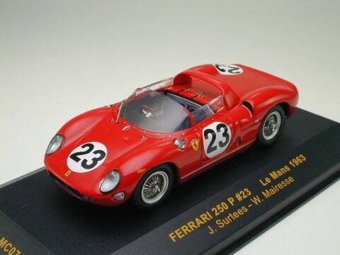IXO 1 43 Ferrari 250P Le Mans 24h 1963  23 from Japan