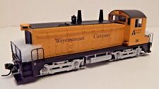 Broadway Limited HO #2975 Weyerhaeuser SW7 DCC w/Sound NEW #301