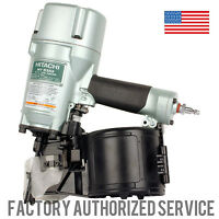 Hitachi Nv83a3 3-1/4-inch Coil Framing Nailer Brand New- Full 5 Year Warranty