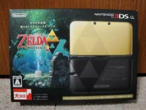 Details about NINTENDO 3DS LL XL THE LEGEND OF ZELDA A LINK TO THE PAST 2  SPECIAL PACK GAMW