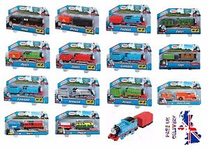 Thomas-and-Friends-Trackmaster-Revolution-Motorized-Engine-Trains-FREE-P-amp-P
