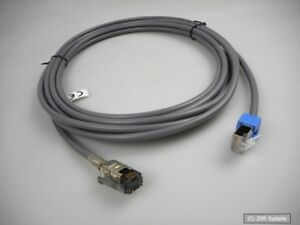 Datalogic-8-0731-08-cable-IBM-Port9B-pin-4-4-5-metros-para-PowerScan-PM8300-nuevo