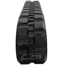 One Rubber Track For Takeuchi Tl12 Tl150 Tl250 450x100x50 Block Tread
