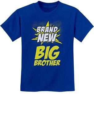 Shark Sign Caution Im The Big Brother Gift Toddler//Kids Sweatshirt TeeStars