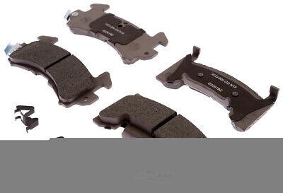Disc Brake Pad Set-Ceramic Disc Brake Pad Rear,Front ACDelco Advantage 14D785CH