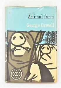 """Animal Farm"" - George Orwell, hardback, 1962 edition"
