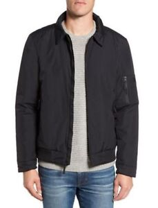 bff69df44 Details about NEW The North Face Men's Barstol Aviator Jacket in Black -  Size L