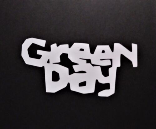 Green Day Vinyl Decal for laptop windows wall car boat a