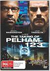 The Taking Of Pelham 123 (DVD, 2010)