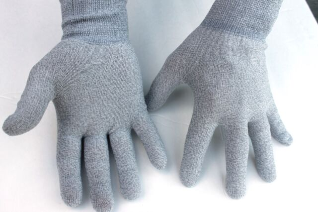 One pair ESD Anti-Static perfect fit Gloves (Size: M)