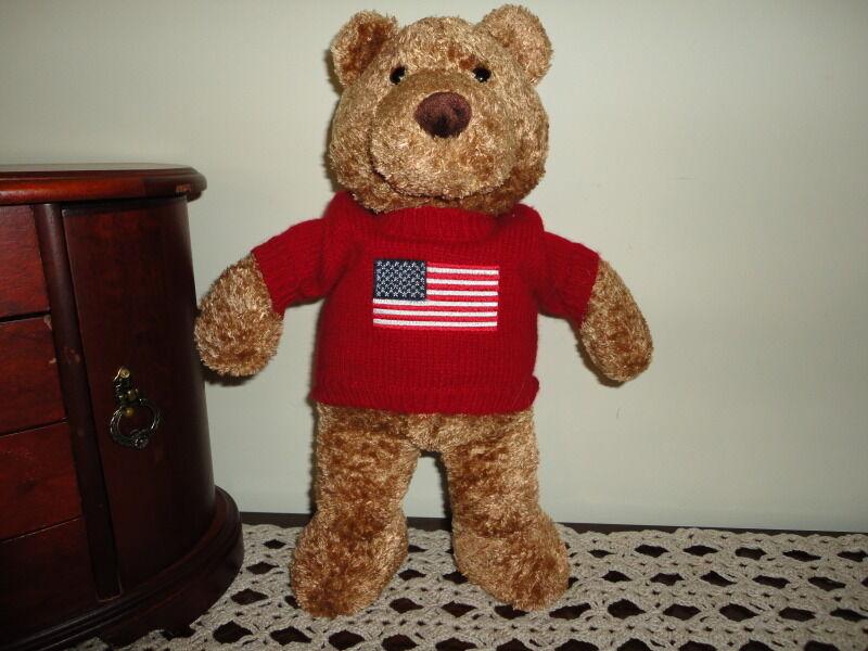 SAKS Dept Store PROFFITTS Bear Retirosso