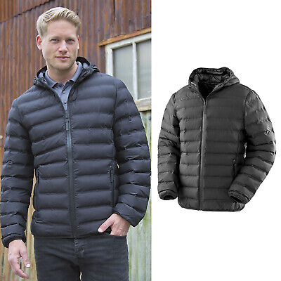 Result Unisex Urban Cheltenham Quilted Jacket Coat R195X 2Colours Size XS to 2XL
