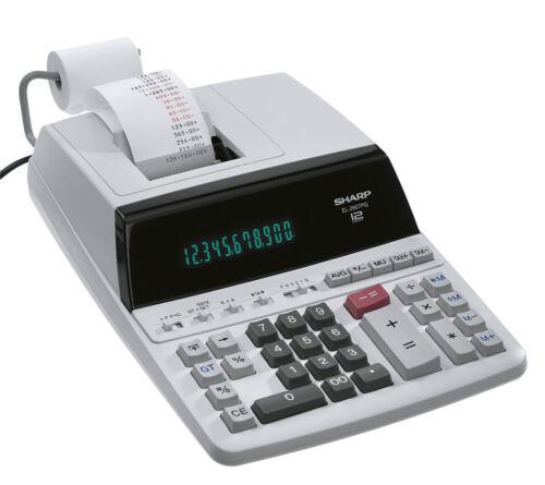 SHARP EL-2607PG-GYSE Tischrechner