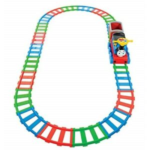 Thomas & Friends - Ensemble de train et 22 pièces à piles