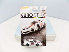 Hot Wheels Euro Style Porsche 911 GT3 RS - NEAR MINT - Blister