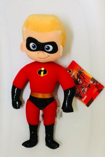 BNWT Disney Store The Incredibles 2 Dash Plush Small Toy 12 1//2/""